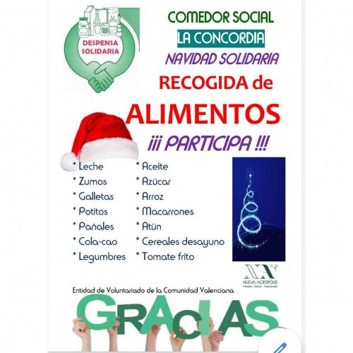 COMEDOR SOCIAL LA CONCORDIA