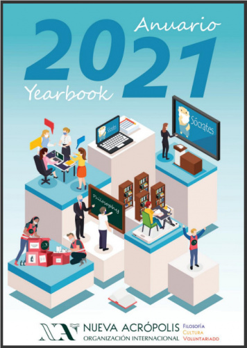 Anuario de actividades 2020 de Nueva Acrópolis