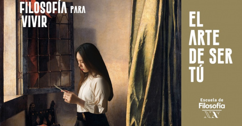 #Clase Gratuita: CURSO DE FILOSOFÍA PARA VIVIR