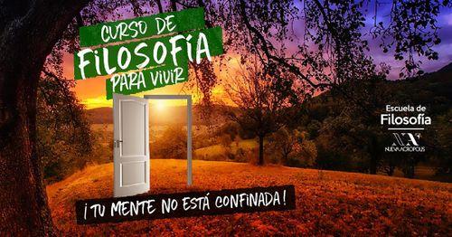 #CURSO DE FILOSOFÍA PARA VIVIR